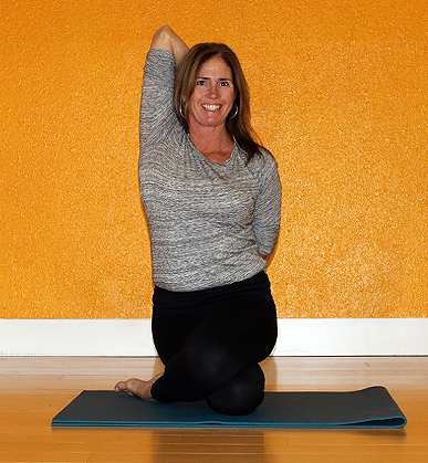 Kim Imlay, Owner of San Diego Yoga Studio