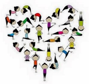 Yoga inspiration from B.K.S. iyengar