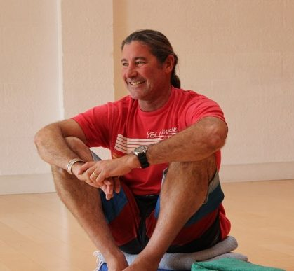 Russ Imlay, Owner of San Diego Yoga Studio
